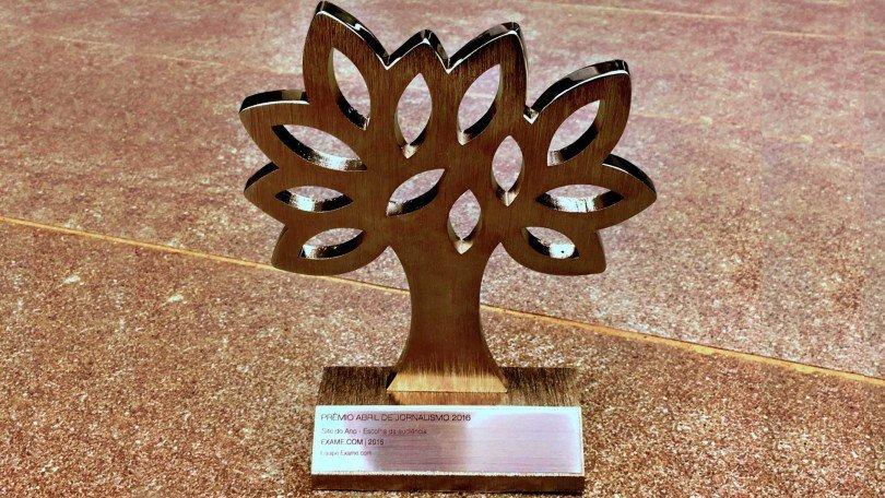 Prêmio Abril de Jornalismo 2016