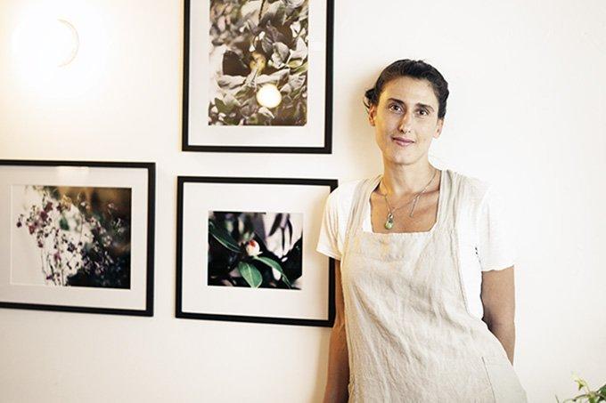 Paola Carosella, no restaurante La Guapa: chef veio ao Brasil em 2001, em plena crise argentina