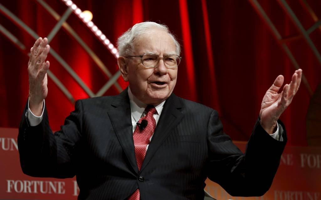 Warren Buffett em Washington, dia 13/10/2015