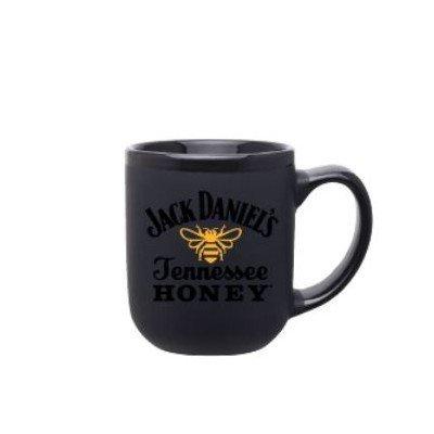 Caneca de café da marca Jack Daniel's