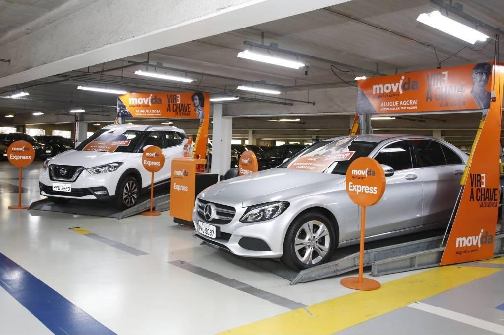Locadora de carros Movida, que vai fazer IPO na Bolsa
