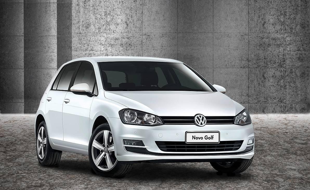 Novo Golf, da Volkswagen