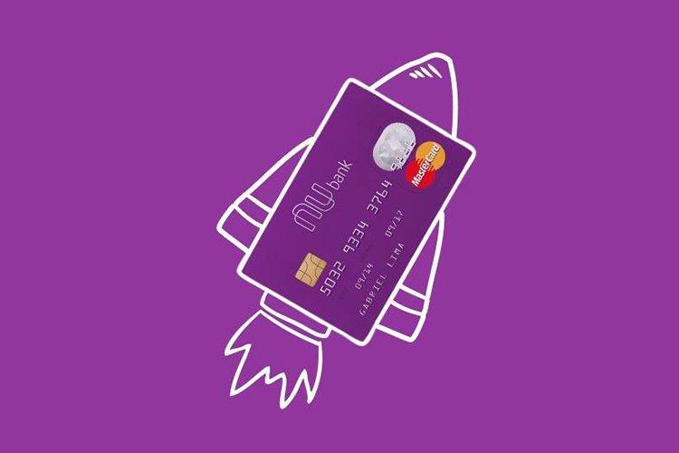 cartão da Nubank