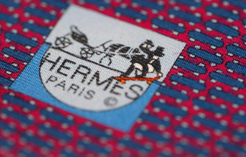Logo da Hermès