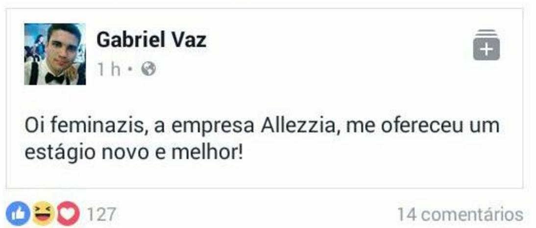 Post Gabriel Vaz