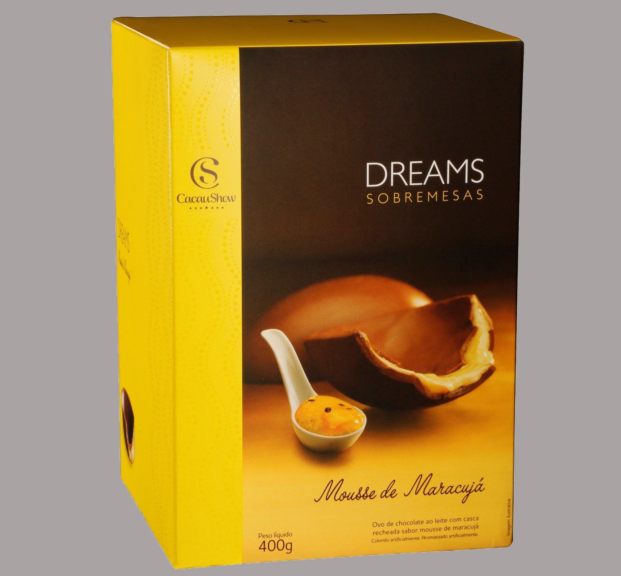 Dreams, da Cacau Show