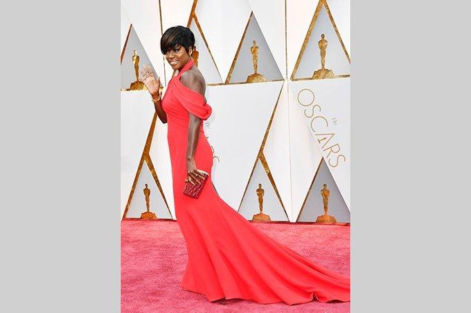 Viola Davis leva o oscar 2017 de melhor atriz coadjuvante