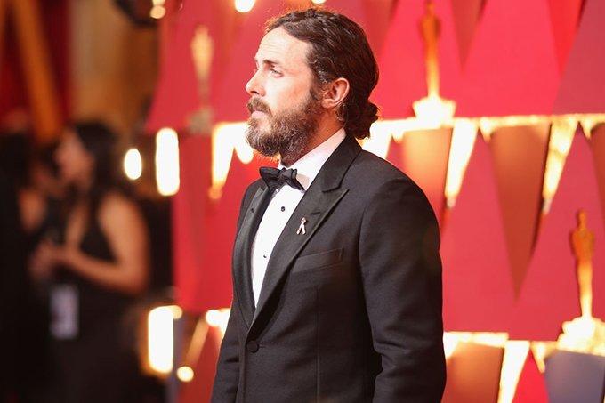 Casey Affleck Oscar 2017