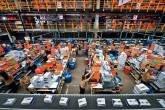 Centro de distribuição da Netshoes