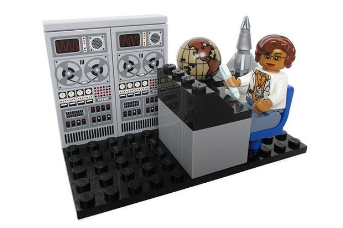 """Coleção """"Women of Nasa"""": lançamento da Lego traz mulheres na história da agência espacial"""