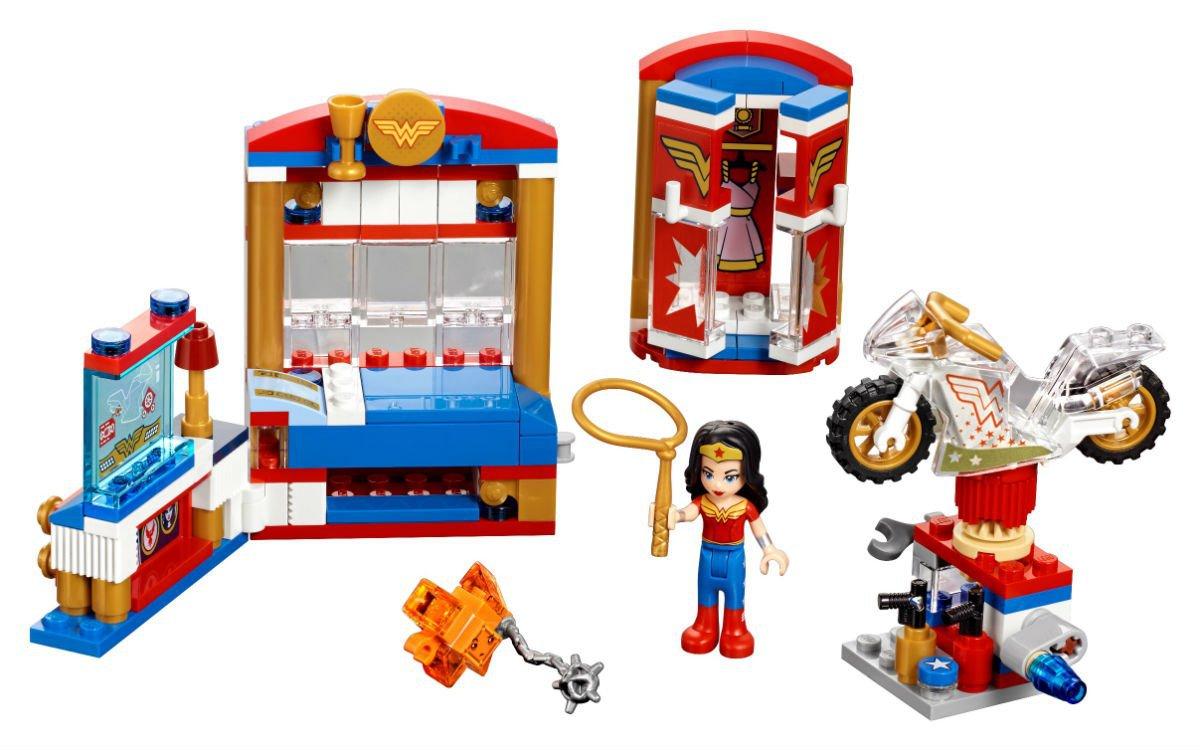 Nova coleção da Lego: super-heroínas em kits para inspirar meninas