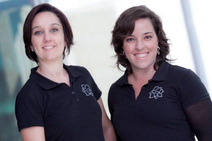 Ana Gomes e Lívia Mangini, da Magnólia Comunicação