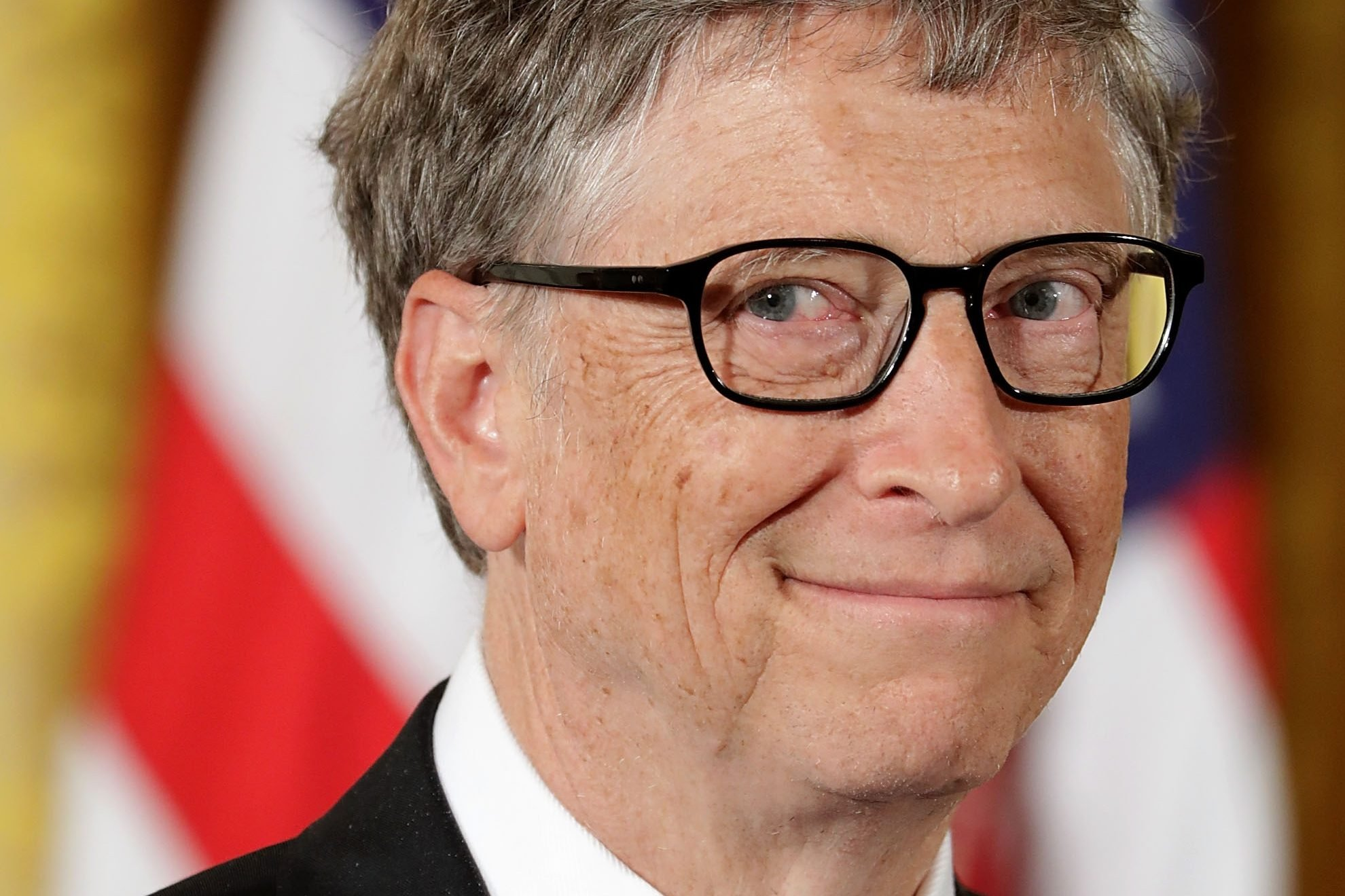 Bill Gates, cofundador da Microsoft