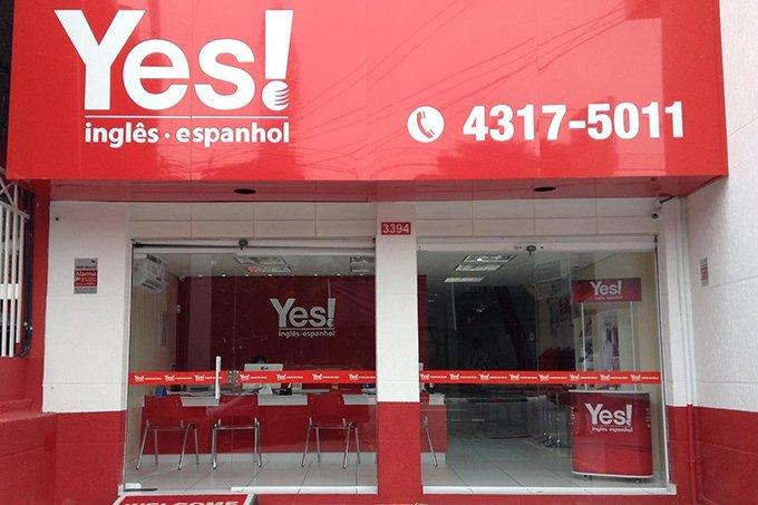 Franquia Yes! Idiomas