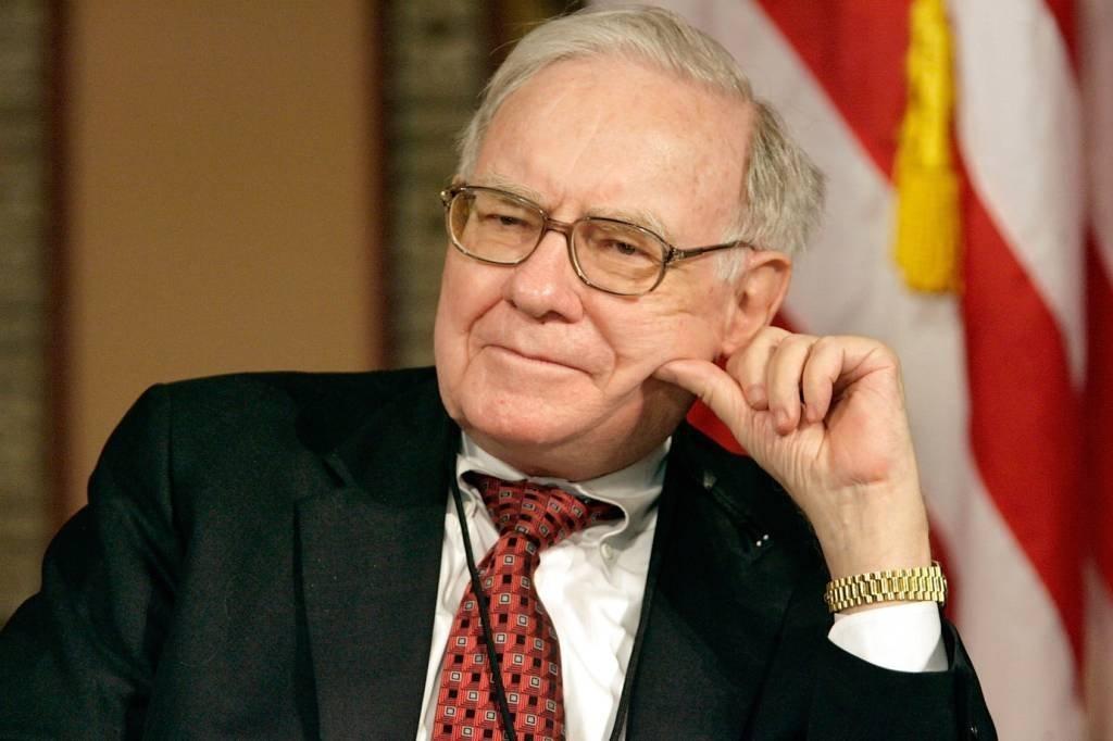 Warren Buffett, CEO da Berkshire Hathaway Inc.