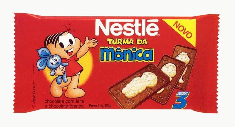 Chocolate da Turma da Mônica: Mauricio de Souza anunciou que está planejando relançar o produto no mercado