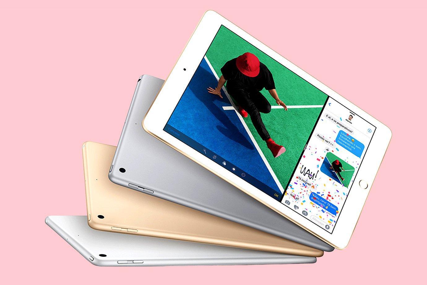 Novo iPad da Apple