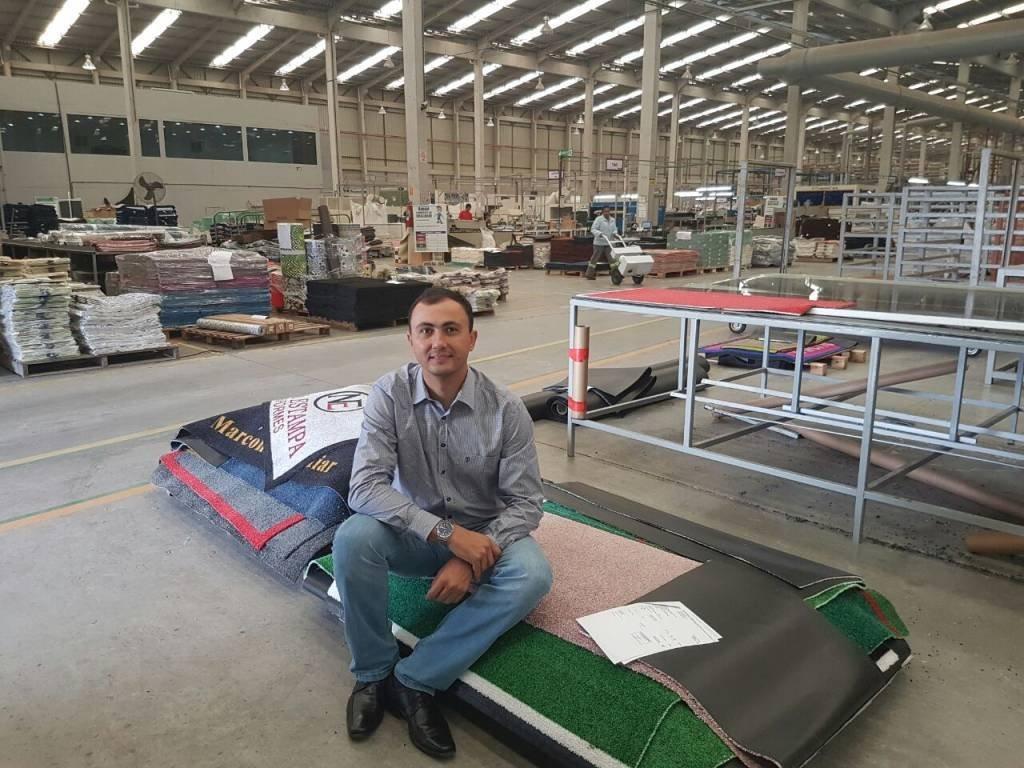Salim Felisbino, gerente de expansão da Cooper Kap