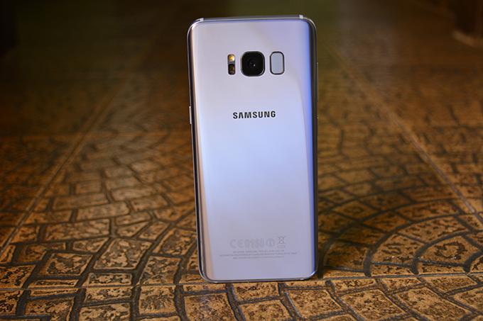 Smartphone-Galaxy-S8 foto de Mariana Passos