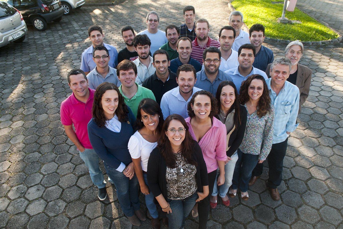 Empreendedores acelerados pela incubadora da UFRJ