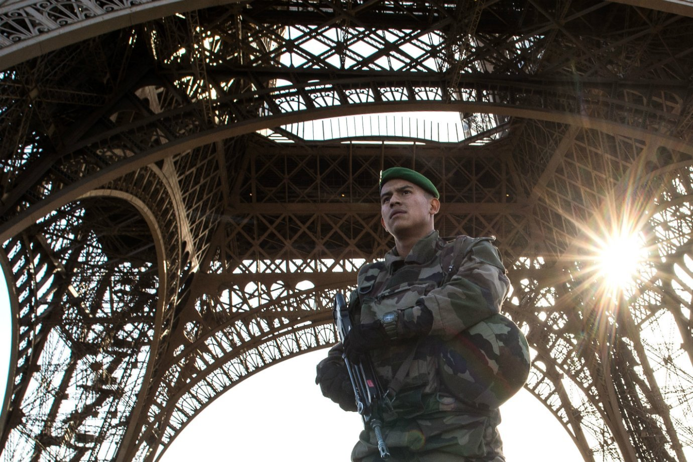 Exército da França em Paris