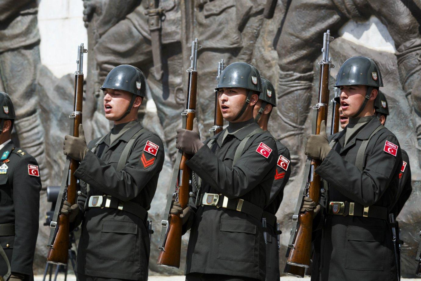 Exército da Turquia