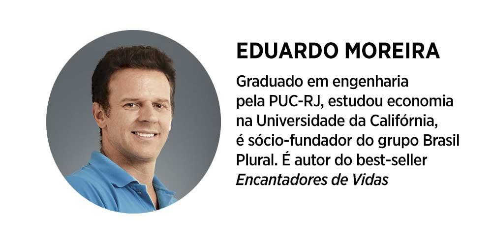 Socios da Geração Futuro: Esquerda, Eduardo Moreira; Direita, Evandro Pereira Foto: Germano Lüders 16/12/2014