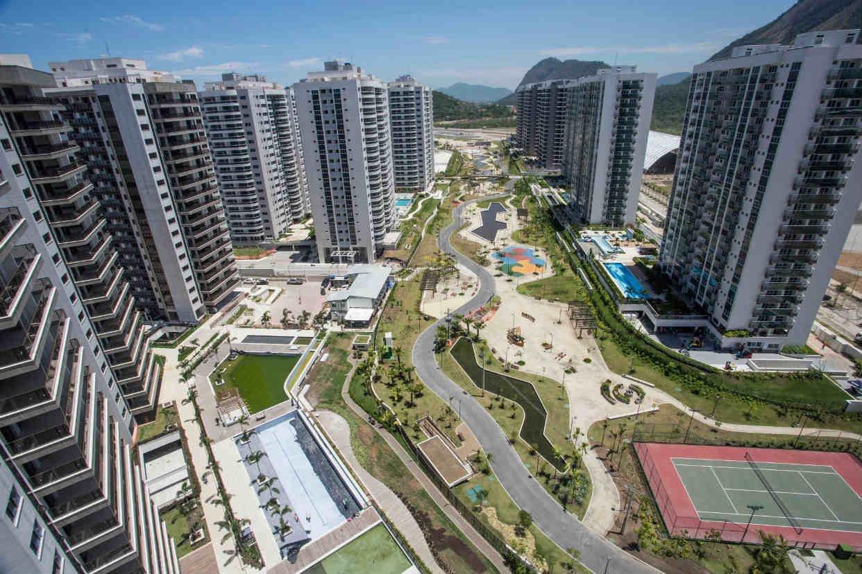 Vila Olímpica: um encalhe monumental | Exame