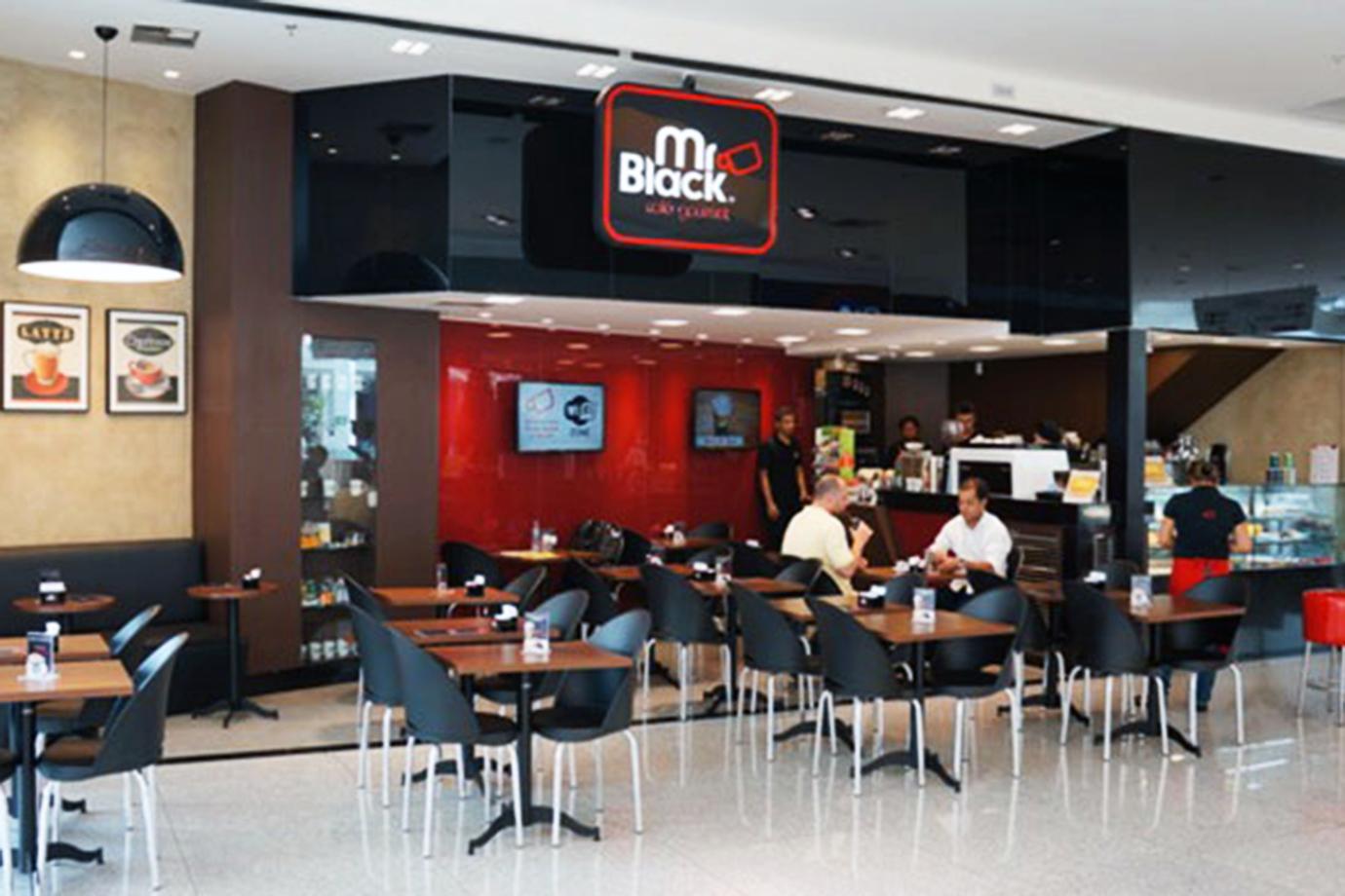 Mr. Black Café Gourmet