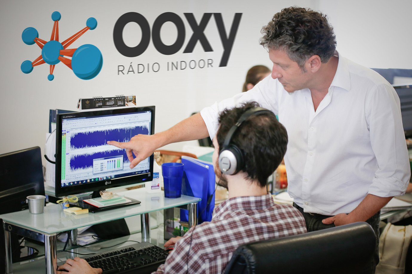 Ooxy Radio Indoor