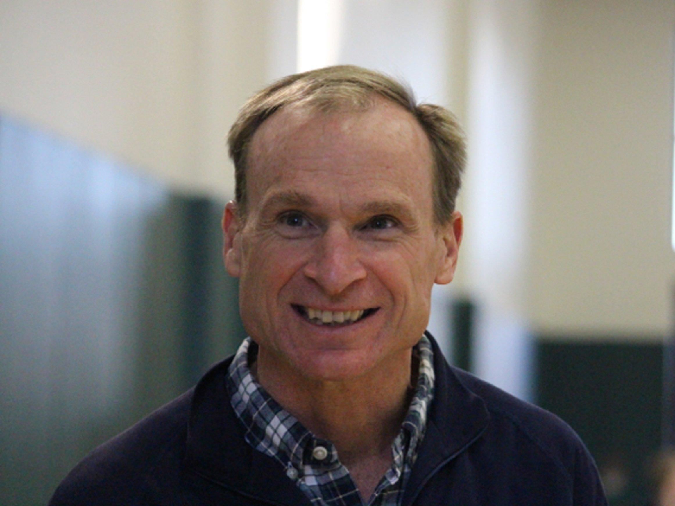 Paul Oyer, economista da universidade de Stanford