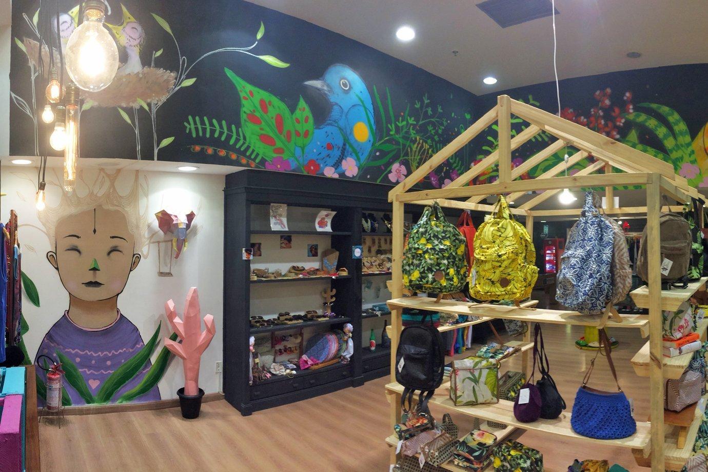Somos, loja colaborativa em Salvador