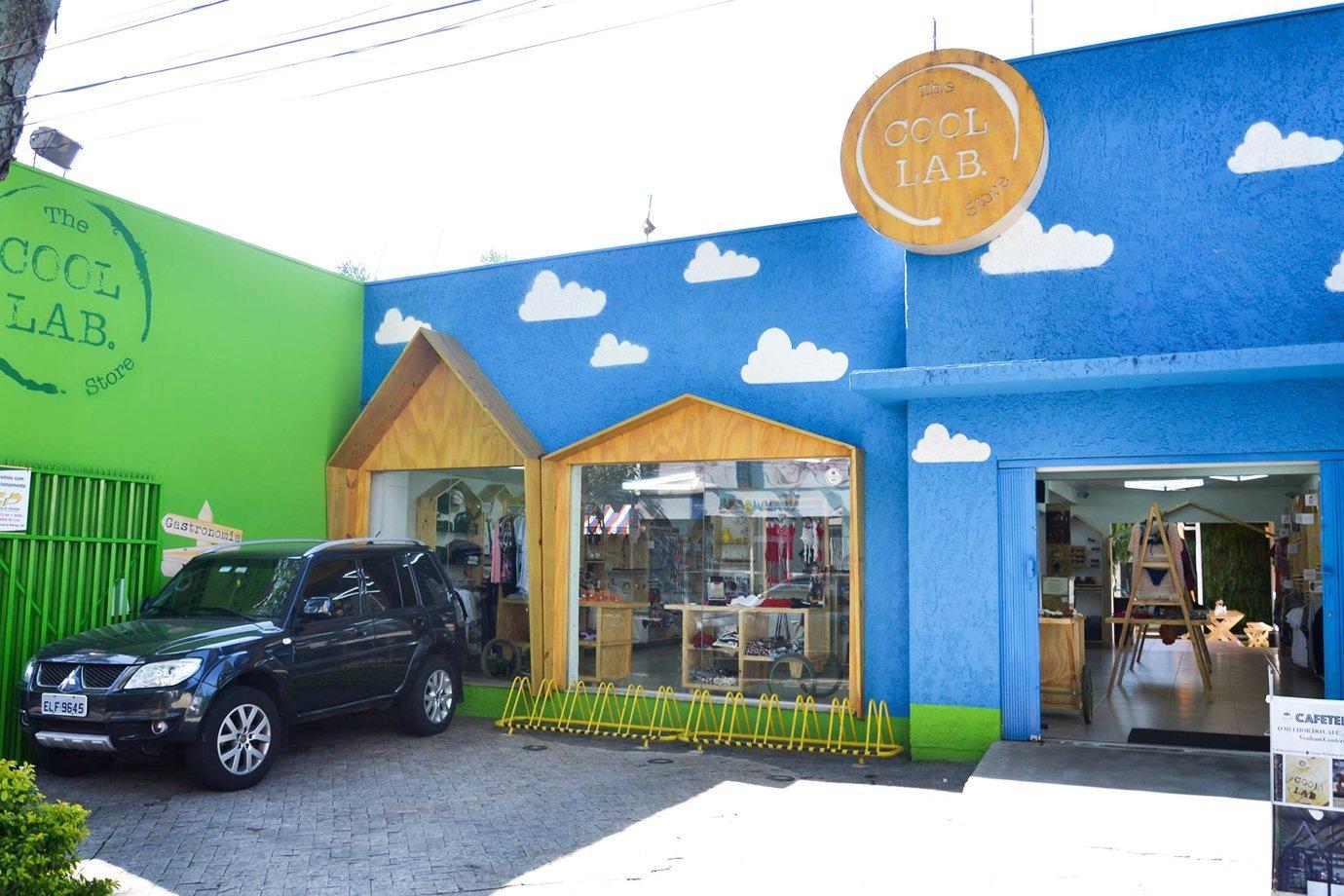 Cool Lab, loja colaborativa em Santo André (SP)