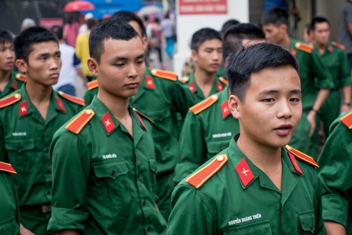 Soldados do Vietnã