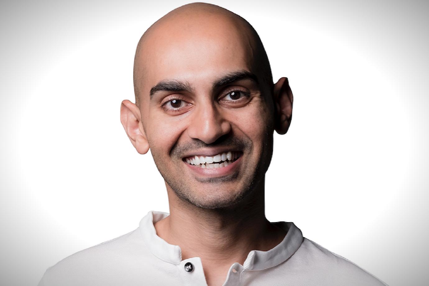 O guru do marketing Neil Patel