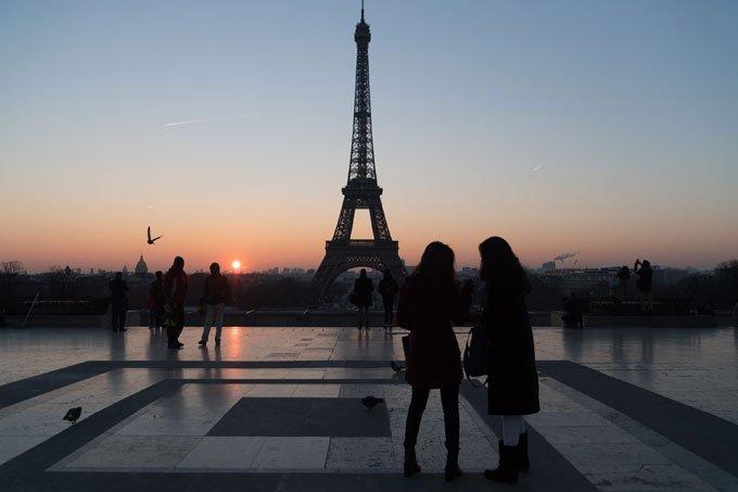 Turismo em Paris