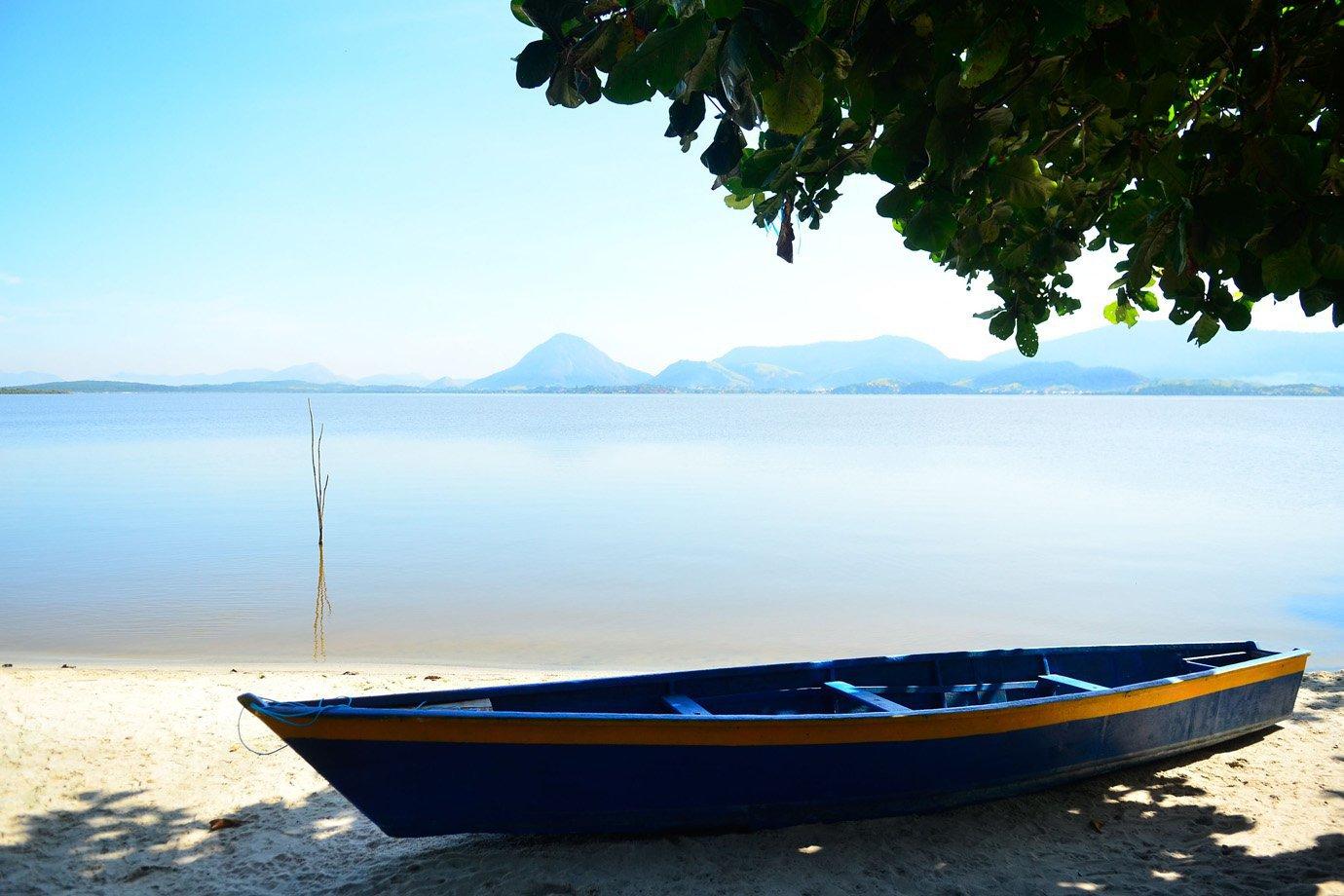 Comunidade de pescadores em Maricá - RJ