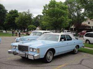 Ford LTD Landau 1977