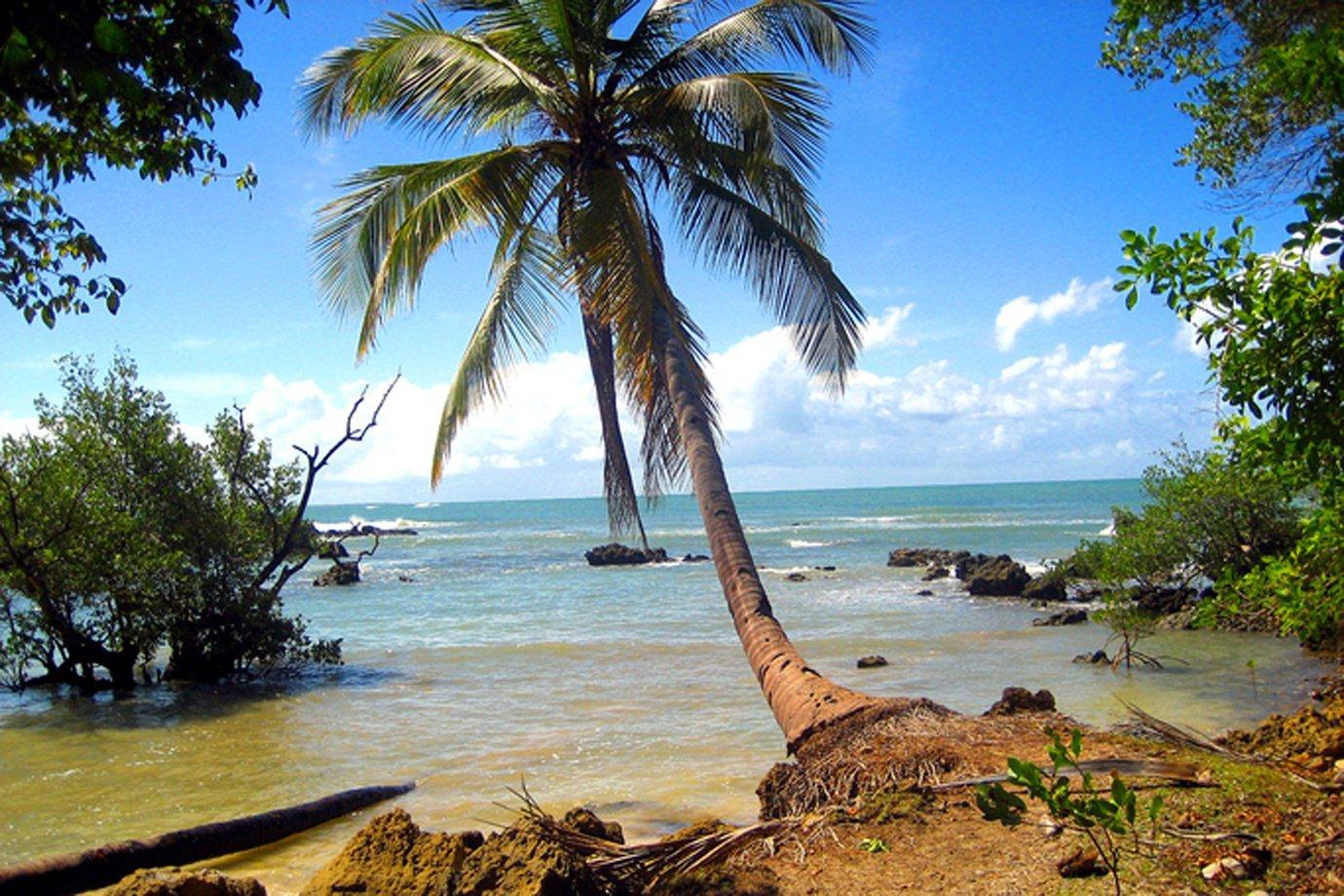 Praia em Olinda, Pernambuco