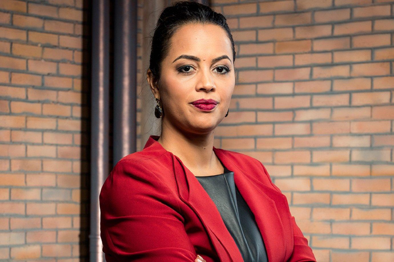 A investidora Camila Farani