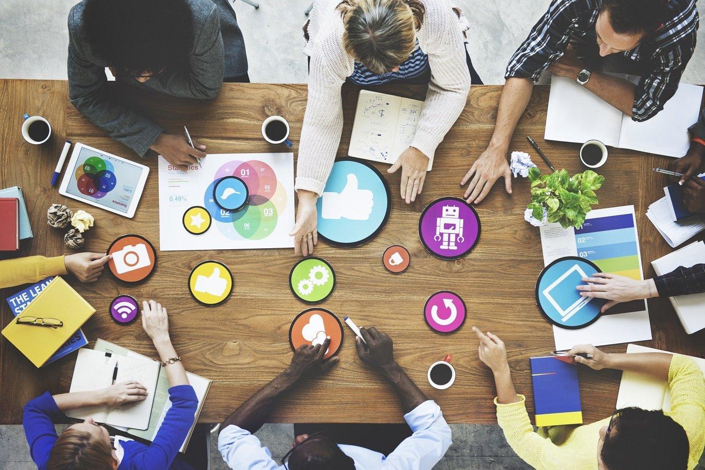 Marketing de conteúdo nas redes sociais