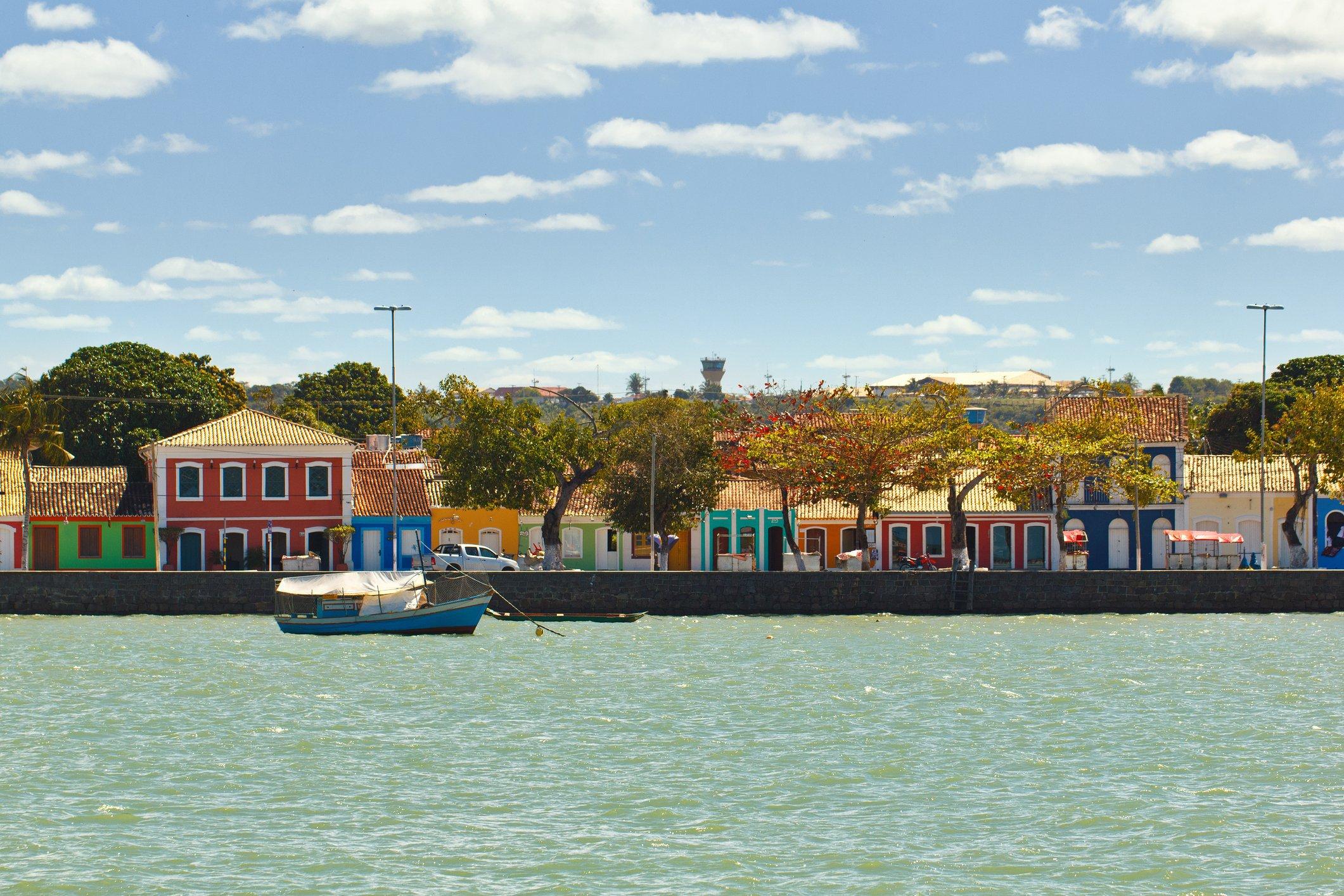 Porto Seguro, na Bahia.