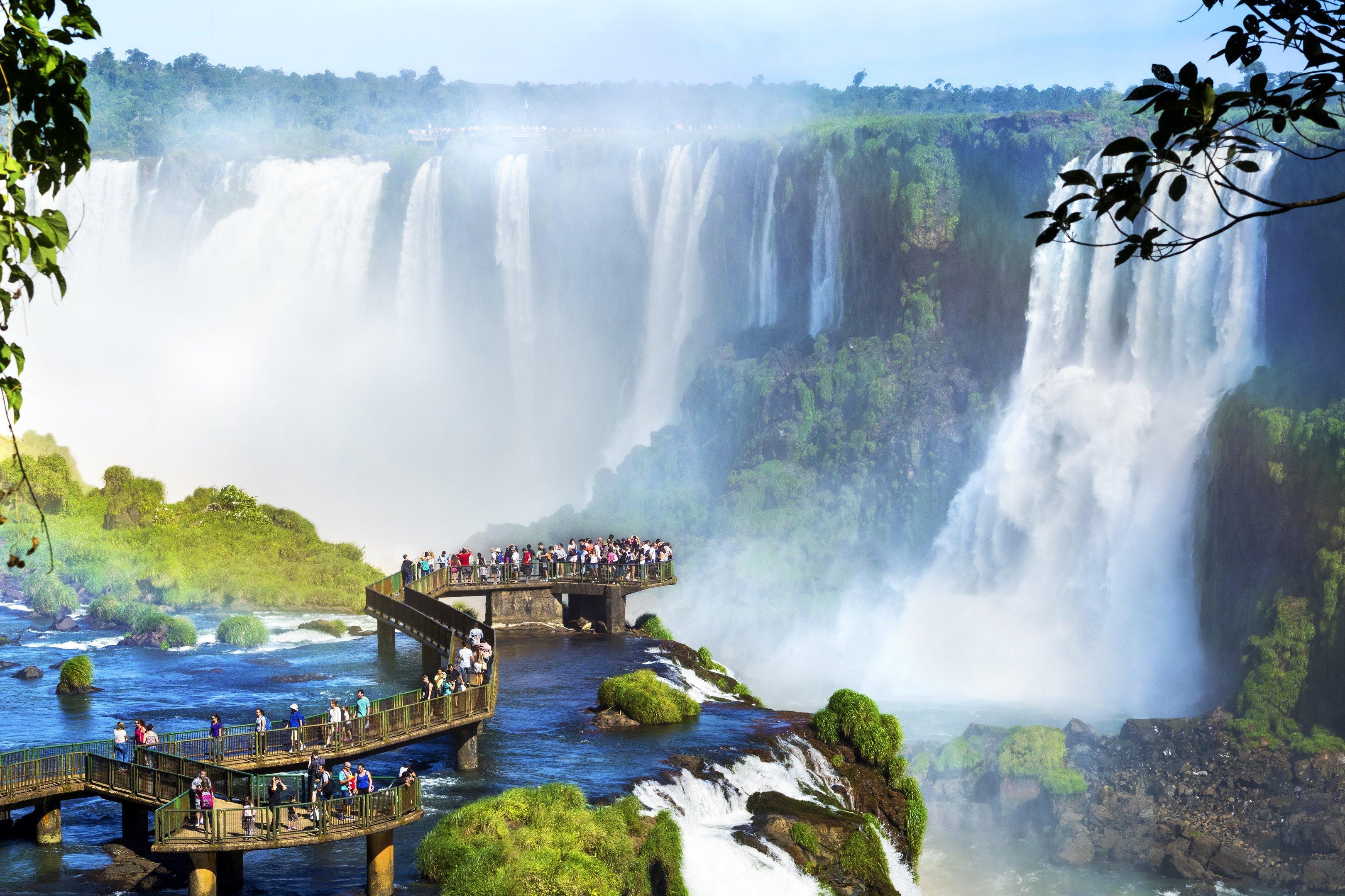 Foz do Iguaçu, no Paraná.