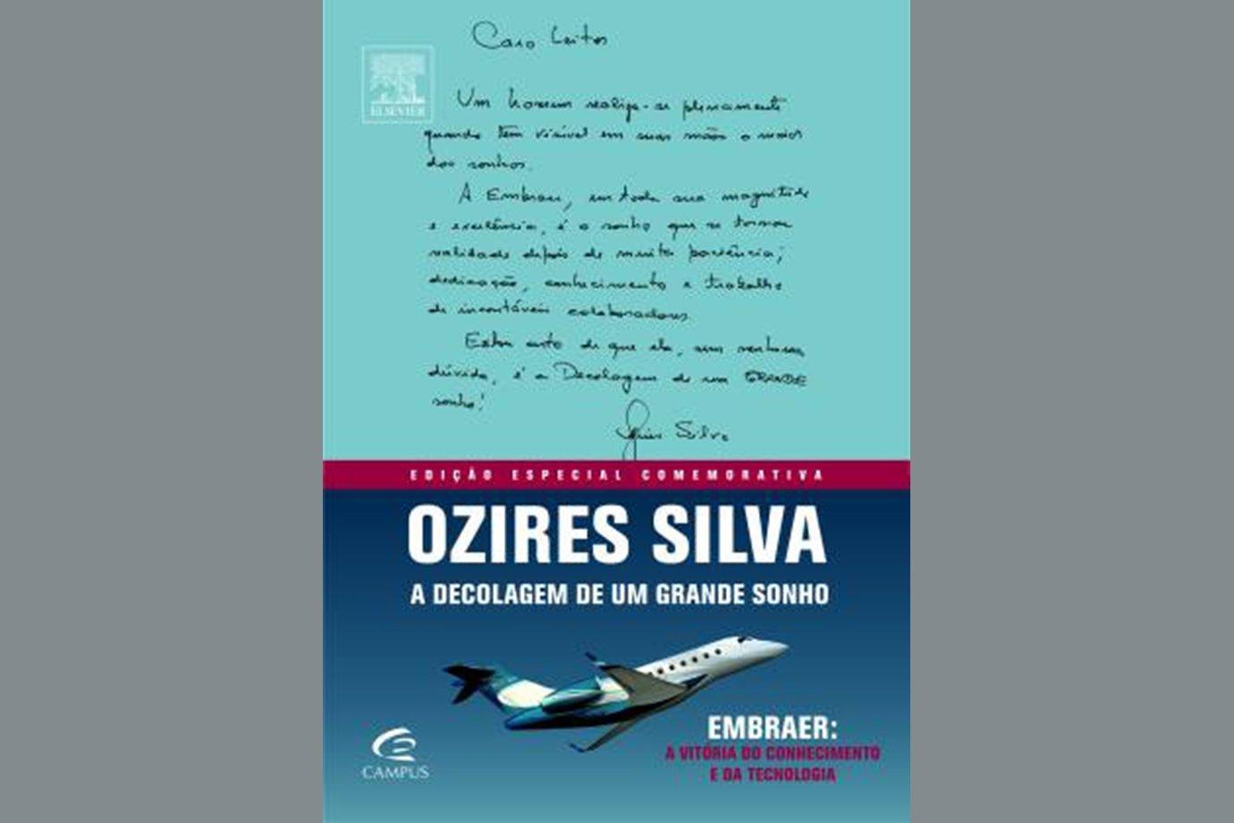 A Decolagem de Um Grande Sonho, de Ozires Silva