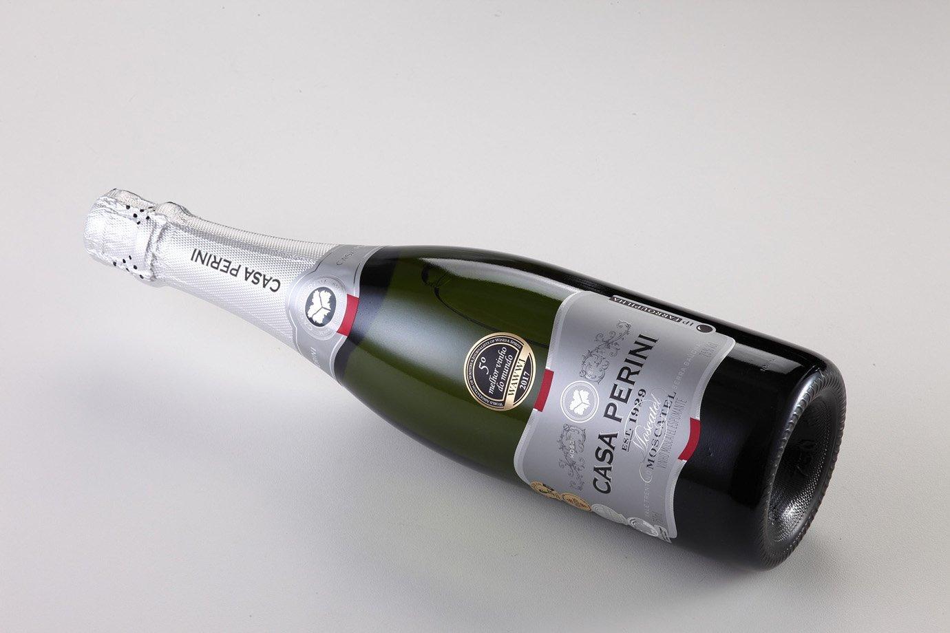 Casa Perini Moscatel champanhe