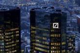 Sede do Deutsche Bank em Frankfurt, Alemanha