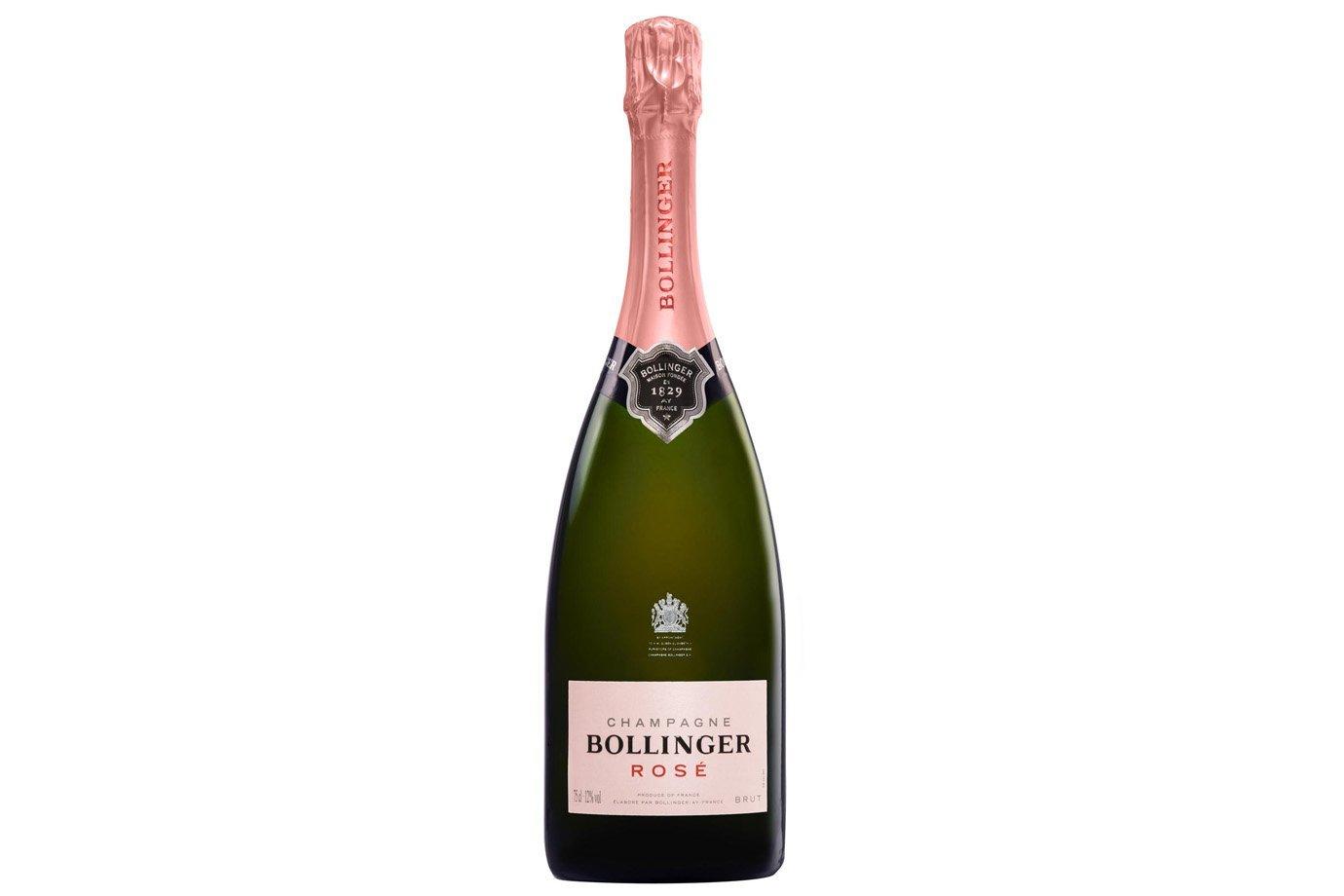 Champanhe Rosé, da Bollinger