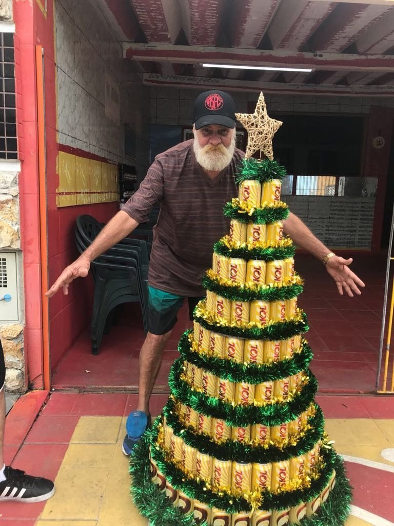Dorival: presente da Skol para o Natal