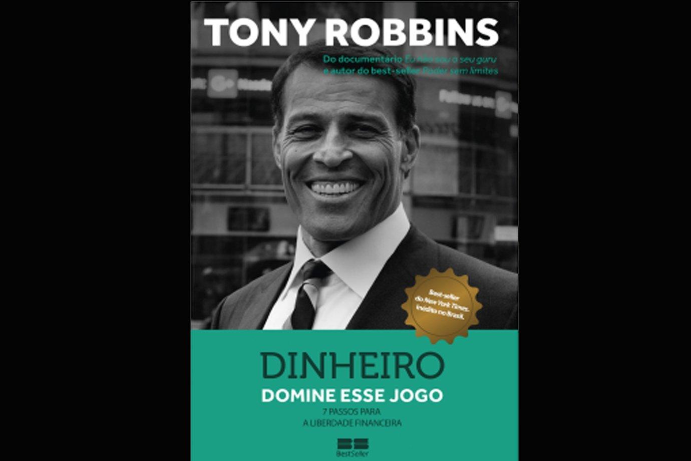 Livro Tony Robbins