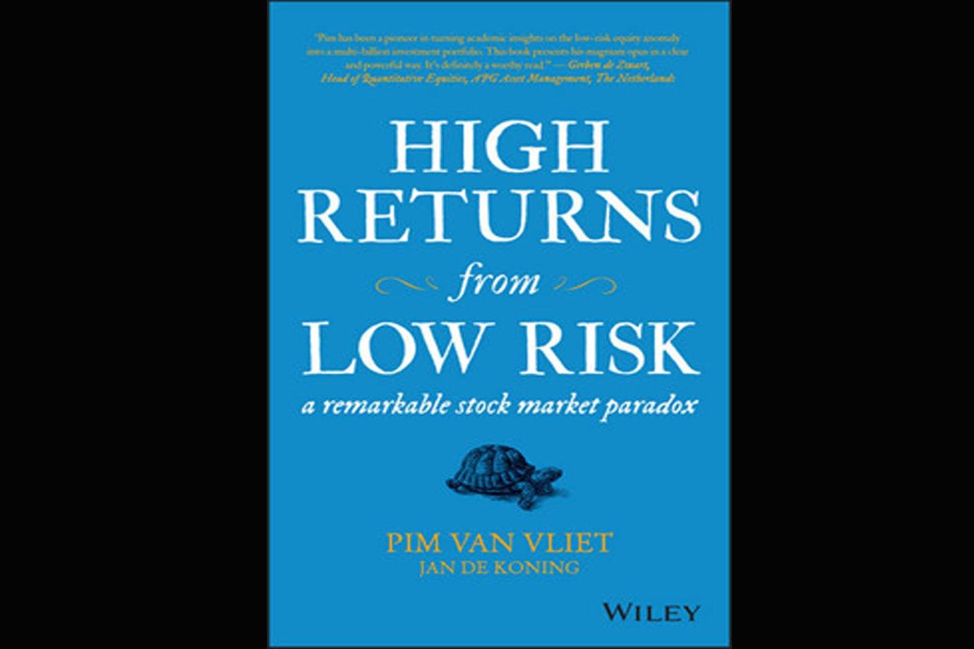 Livro High returns on low risks